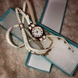 Boho Chic Bracelet Watch